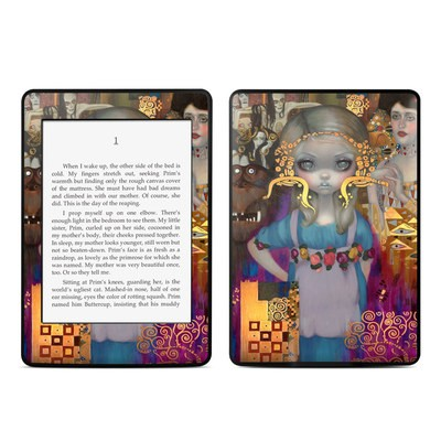 Amazon Kindle Paperwhite Skin - Alice in a Klimt Dream