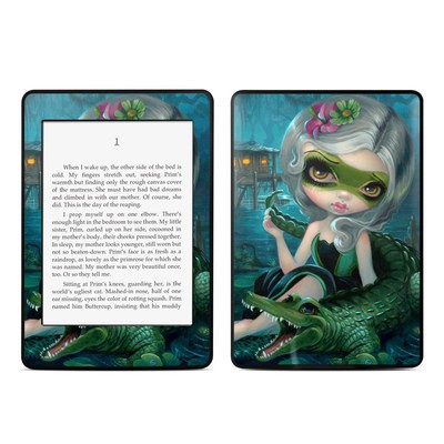 Amazon Kindle Paperwhite Skin - Alligator Girl