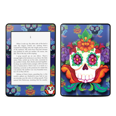 Amazon Kindle Paperwhite Skin - Altar Skull