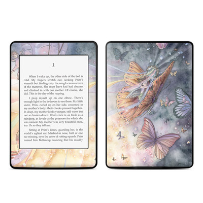 Amazon Kindle Paperwhite Skin - You Will Always Be