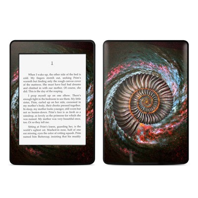 Amazon Kindle Paperwhite Skin - Ammonite Galaxy