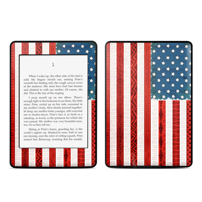 Amazon Kindle Paperwhite Skin - American Tribe