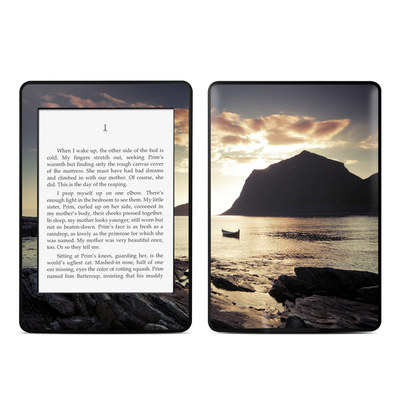 Amazon Kindle Paperwhite Skin - Anchored
