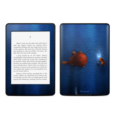 Amazon Kindle Paperwhite Skin - Angler Fish