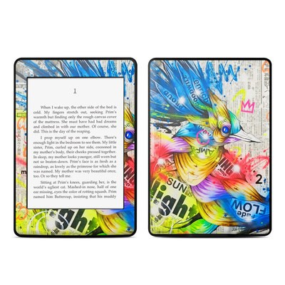 Amazon Kindle Paperwhite Skin - Aoitori