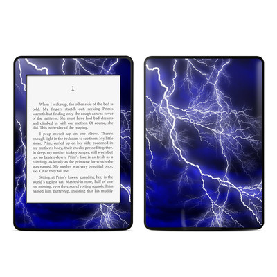 Amazon Kindle Paperwhite Skin - Apocalypse Blue