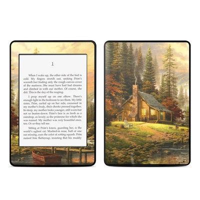 Amazon Kindle Paperwhite Skin - A Peaceful Retreat