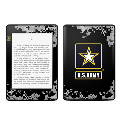 Amazon Kindle Paperwhite Skin - Army Pride