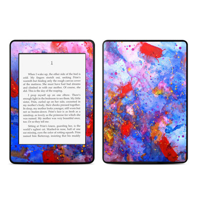 Amazon Kindle Paperwhite Skin - Aqua-ese