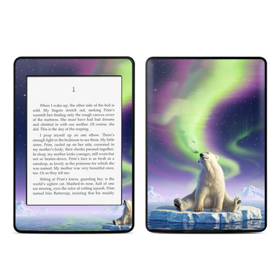 Amazon Kindle Paperwhite Skin - Arctic Kiss