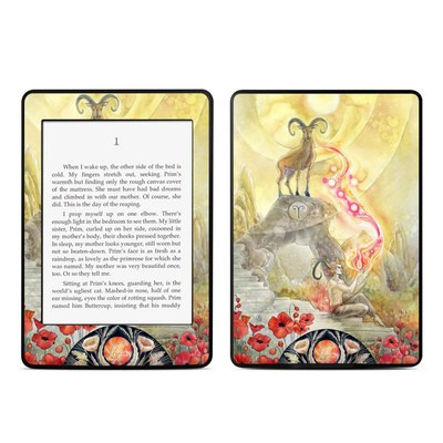 Amazon Kindle Paperwhite Skin - Aries