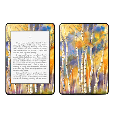 Amazon Kindle Paperwhite Skin - Aspens