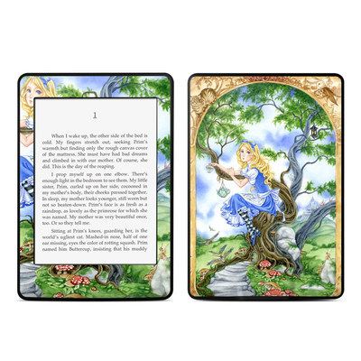 Amazon Kindle Paperwhite Skin - Alice's Tea Time