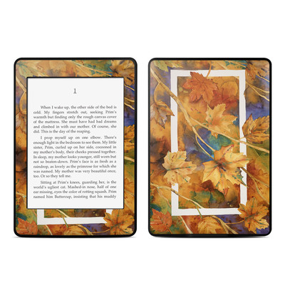 Amazon Kindle Paperwhite Skin - Autumn Days