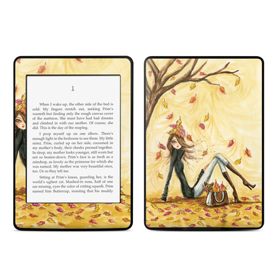 Amazon Kindle Paperwhite Skin - Autumn Leaves