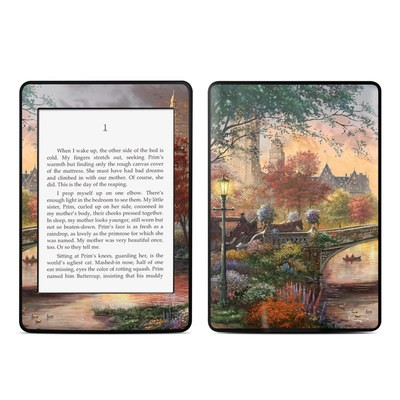 Amazon Kindle Paperwhite Skin - Autumn in New York