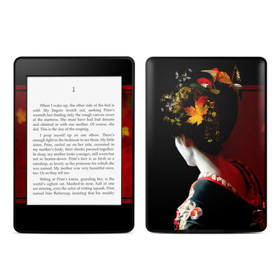 Amazon Kindle Paperwhite Skin - Autumn