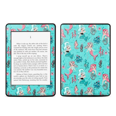 Amazon Kindle Paperwhite Skin - Babydoll Mermaids