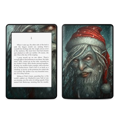 Amazon Kindle Paperwhite Skin - Bad Santa