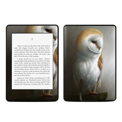 Amazon Kindle Paperwhite Skin - Barn Owl