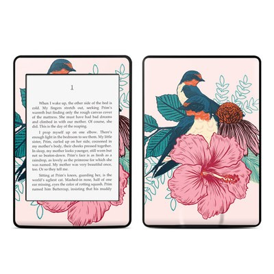Amazon Kindle Paperwhite Skin - Barn Swallows