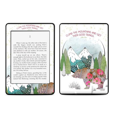Amazon Kindle Paperwhite Skin - Bear Mountain