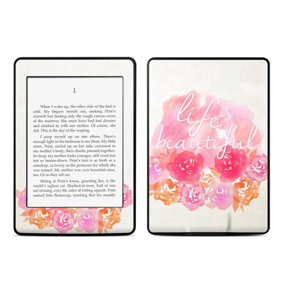 Amazon Kindle Paperwhite Skin - Beautiful