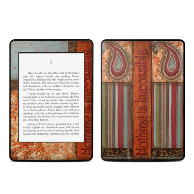 Amazon Kindle Paperwhite Skin - Be Inspired