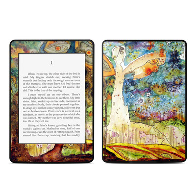 Amazon Kindle Paperwhite Skin - Blue Hello