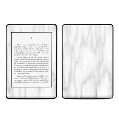 Amazon Kindle Paperwhite Skin - Bianco Marble