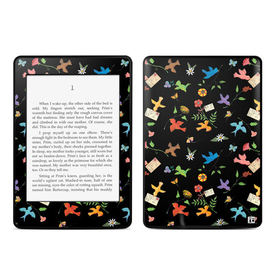 Amazon Kindle Paperwhite Skin - Birds