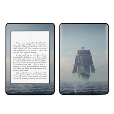 Amazon Kindle Paperwhite Skin - Black Sails