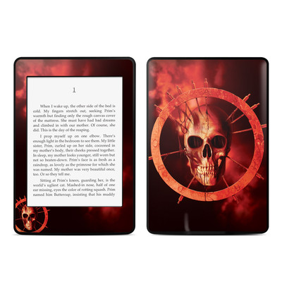 Amazon Kindle Paperwhite Skin - Blood Ring