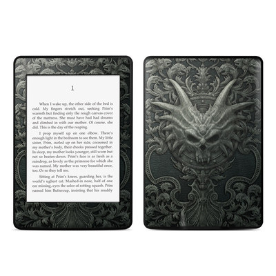 Amazon Kindle Paperwhite Skin - Black Book