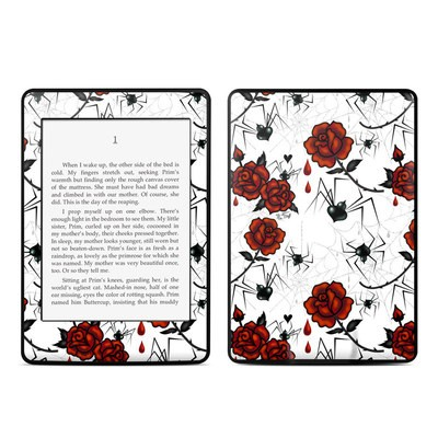 Amazon Kindle Paperwhite Skin - Black Widows