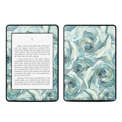 Amazon Kindle Paperwhite Skin - Bloom Beautiful Rose