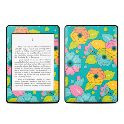 Amazon Kindle Paperwhite Skin - Blossoms
