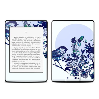 Amazon Kindle Paperwhite Skin - Bluebird