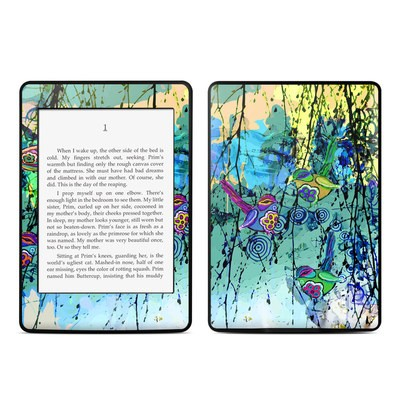 Amazon Kindle Paperwhite Skin - Blue Evening