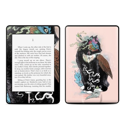 Amazon Kindle Paperwhite Skin - Black Magic