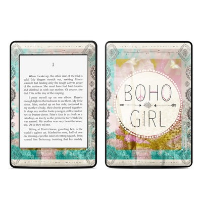 Amazon Kindle Paperwhite Skin - Boho Girl