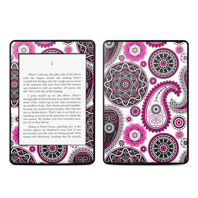 Amazon Kindle Paperwhite Skin - Boho Girl Paisley