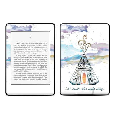 Amazon Kindle Paperwhite Skin - Boho Teepee