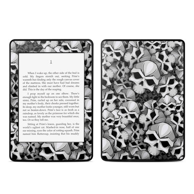 Amazon Kindle Paperwhite Skin - Bones