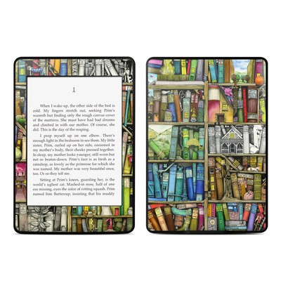 Amazon Kindle Paperwhite Skin - Bookshelf