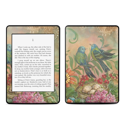 Amazon Kindle Paperwhite Skin - Splendid Botanical