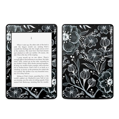 Amazon Kindle Paperwhite Skin - Botanika