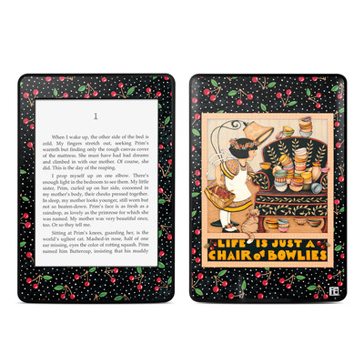 Amazon Kindle Paperwhite Skin - Chair of Bowlies