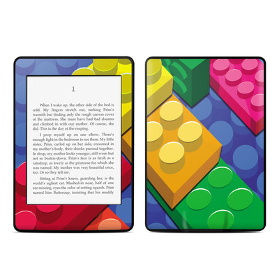 Amazon Kindle Paperwhite Skin - Bricks