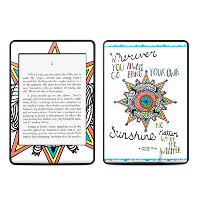 Amazon Kindle Paperwhite Skin - Bring Your Own